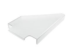 TRUSS4BARS Truss tray for 90° corner right/6mm