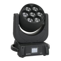 iW-740 RDM Wash RGBW, Zoom elettronico