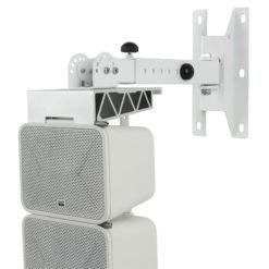 Wall Bracket for Xi-3 Bianco/Argento