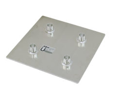 ALUTRUSS QUADLOCK QL-ET End Plate QQGP 50cm x 50cm