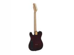DIMAVERY TL-501 Prestige E-Guitar, Spalted Maple