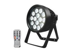 EUROLITE LED IP PAR 14x8W QCL