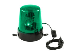 EUROLITE LED Police Light DE-1 green