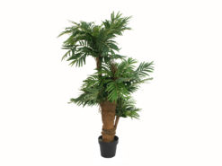 EUROPALMS Areca palm, artificial plant, 140cm