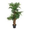 EUROPALMS Areca palm, artificial plant, 140cm