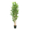 EUROPALMS Bamboo deluxe, artificial plant, 150cm