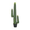 EUROPALMS Mexican cactus, artificial plant, green, 117cm