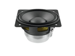 "LAVOCE FSN020.71F 2"" Fullrange Neodymium Magnet Steel Basket Dri"