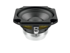 """LAVOCE FSN020.72 2"""" Fullrange Neodymium Magnet Steel Basket Driv"""
