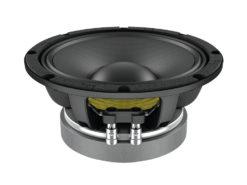 "LAVOCE WAF082.00 8"" Woofer Ferrite Magnet Aluminium Basket Drive"