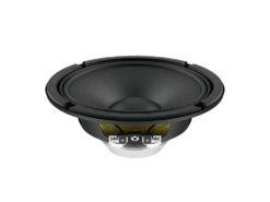 "LAVOCE WSN061.52 6.5"" Woofer Neodymium Magnet Steel Basket Drive"