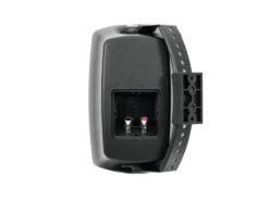 OMNITRONIC OD-8 Wall Speaker 8Ohm black 2x