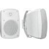 OMNITRONIC OD-8 Wall Speaker 8Ohm white 2x