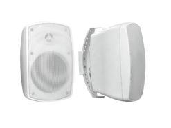 OMNITRONIC OD-8T Wall Speaker 100V white 2x