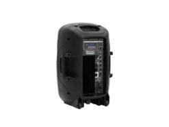 OMNITRONIC XFM-212AP Active 2-Way Speaker Set with Wireless Micr