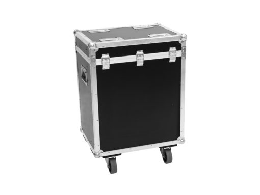 ROADINGER Flightcase 2x LED PFE-250