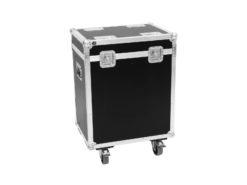 ROADINGER Flightcase 2x LED PFE-250