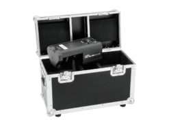ROADINGER Flightcase 2x LED TSL-150