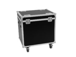 ROADINGER Flightcase 4x LED PFE-250