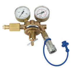 CO2 Qlock Regulator