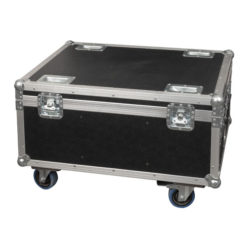 Charger Case for EventSpot 1600 Q4 Flightcase per 6 unità<br/>