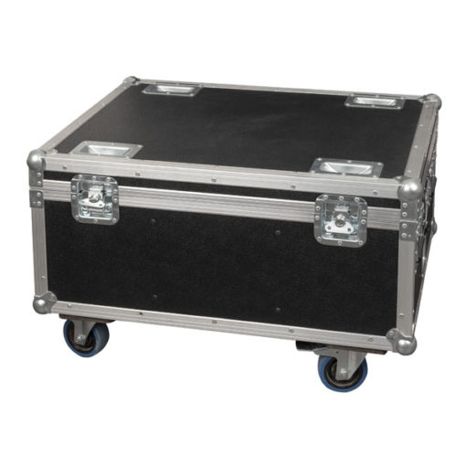 Charger Case for EventSpot 1600 Q4 Flightcase per 6 unità