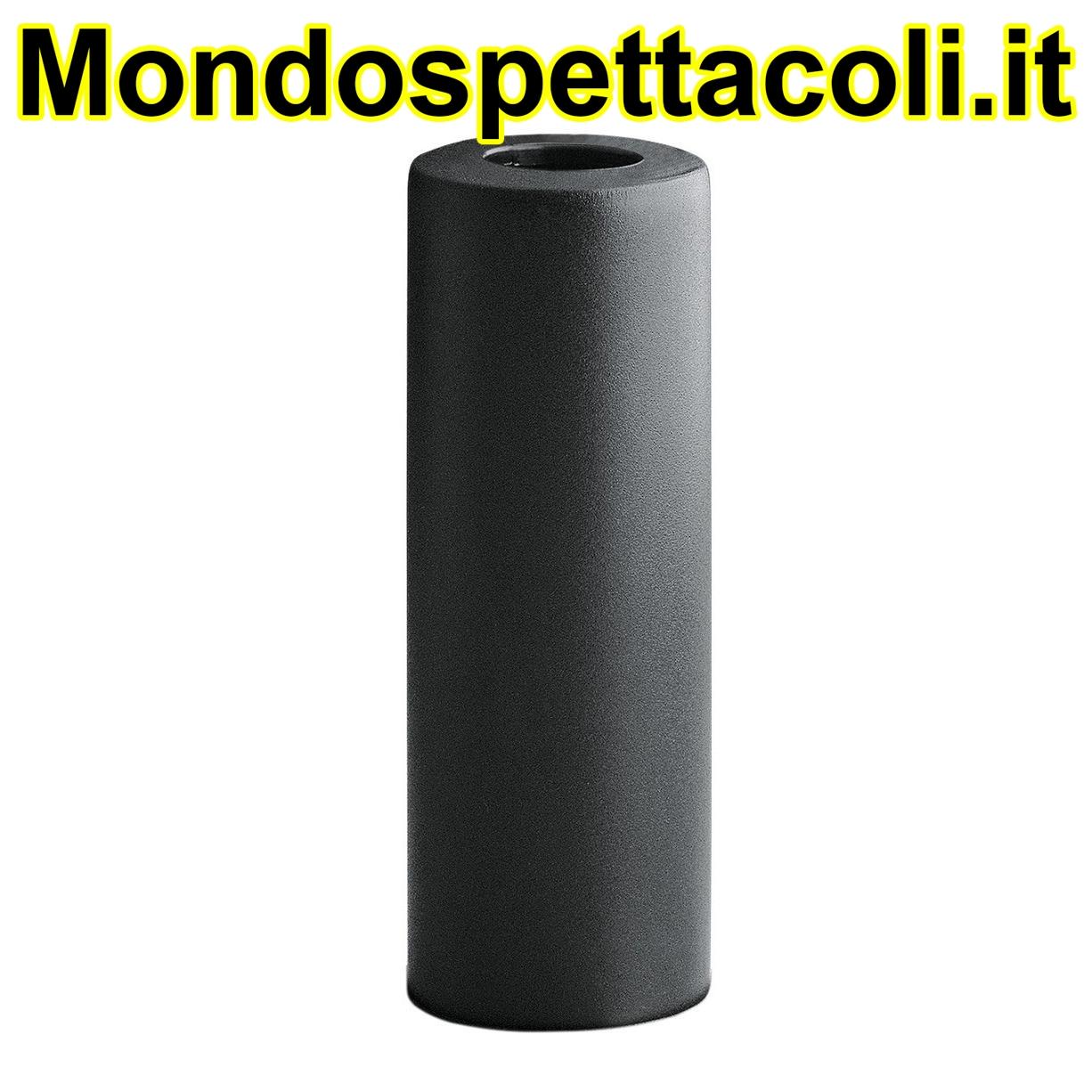 K&M black Adapter sleeve 21326-000-55
