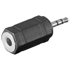 Adattatore Audio 2.5mm Maschio a 3.5mm Femmina