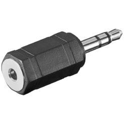 Adattatore Audio 3.5mm Maschio / 2.5mm Femmina