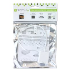 Adattatore Mini DisplayPort (Thunderbolt) 1.2 / VGA Bianco