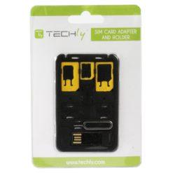 Adattatori schede SIM con Micro Lettore USB di MicroSD