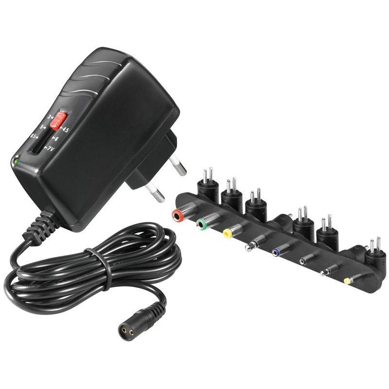 Alimentatore switching 3-7 V stabilizzato 2500mA