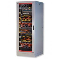 Armadio Rack 19'' 800x800 42 Unità Grigio