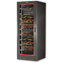 Armadio Rack 19'' 800x800 42 Unita' Nero