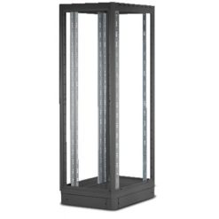 Armadio Server Rack 19'' 600x1000 42 Unita' Nero Open Frame