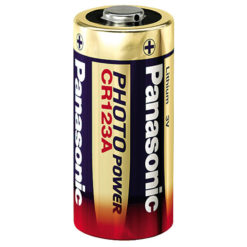 Blister 1 Batteria 3V 1550mA Litio CR123A