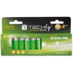 Blister 12 Batterie High Power Stilo AA Alcaline LR06 1,5V