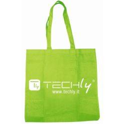Borsa riutilizzabile Techly in TNT