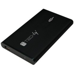Box Hard Disk Esterno IDE 2.5'' USB 2.0 Nero