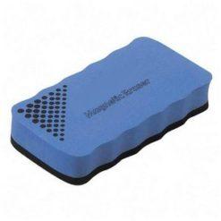 Cancellino Magnetico per Lavagna Colore Blu