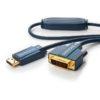 Cavo Adattatore Displayport DVI Alta Qualità 15 m Blu