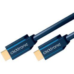 Cavo HDMI High Speed Ethernet A/A M/M 0,5 m Alta Qualità