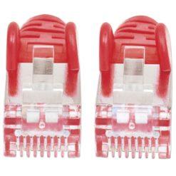 Cavo Patch Cat.7 Plug RJ45 6A S/FTP LSZH 10m Rosso