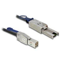 Cavo SATA Multilane Mini SAS SFF-8088 a Mini SAS HD SFF-8644 1m