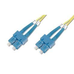 Cavo fibra ottica SC/SC 9/125 Monomodale 1 m OS2