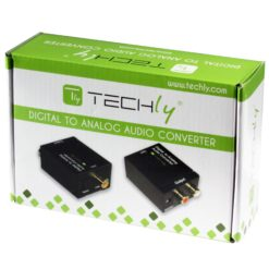 Convertitore Audio da digitale SPDIF ad analogico