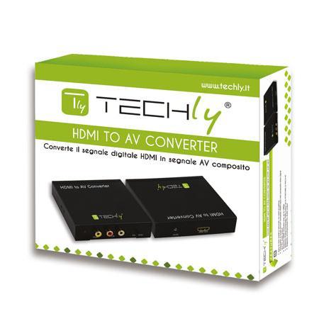 Convertitore HDMI AV a 3xRCA