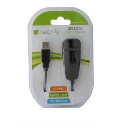 Convertitore da USB2.0 a Fast Ethernet