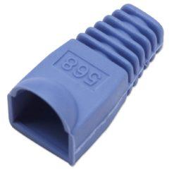 Copriconnettore per Plug RJ45 6.2mm Blu