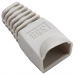 Copriconnettore per Plug RJ45 6.2mm Grigio